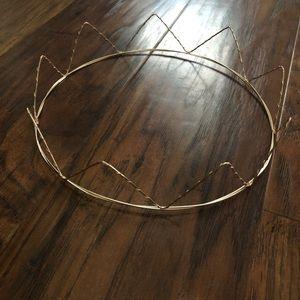 Accessories - Wire Princess Crown